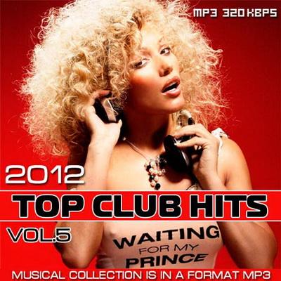 Top Club Hits Vol.5 (2012) Скачать бесплатно