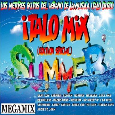 Italo Mix Edition Special Summer (2011) Скачать бесплатно