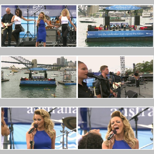 Зарубежная, Скачать Бесплатно Samantha Jade - What You've Done to Me (Australia Day Sydney Live)(2014)